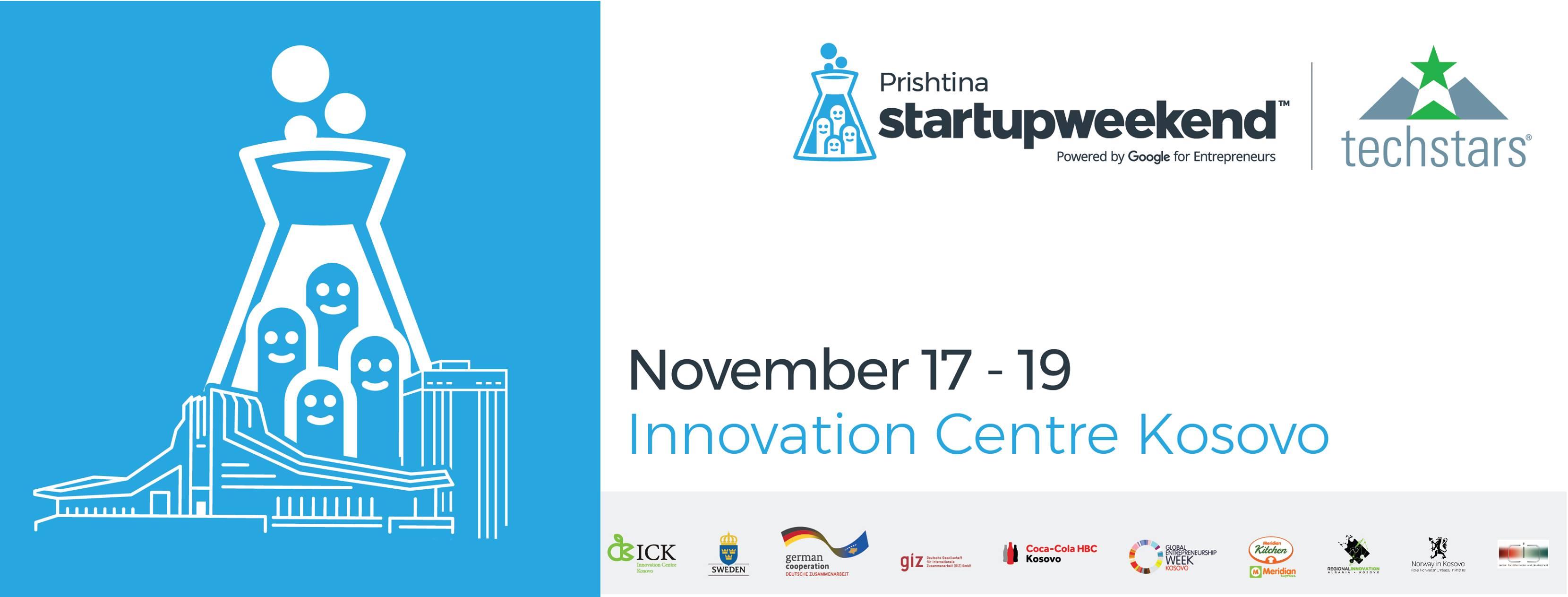 Startup Weekend Prishtina 2017