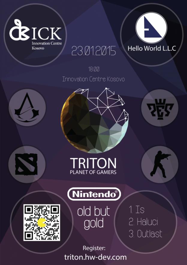 Let's explore the TRITON Planet