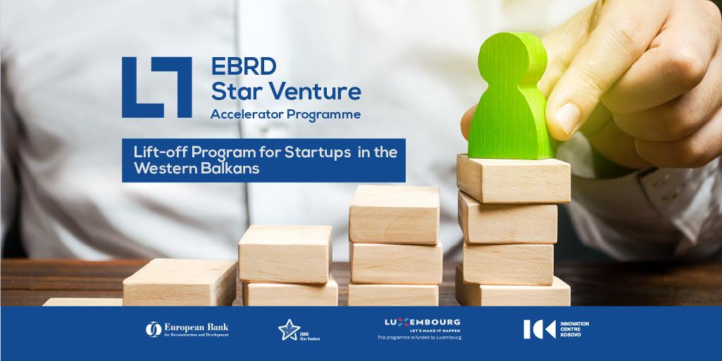 EBRD Star Venture - Accelerator Program for Startups