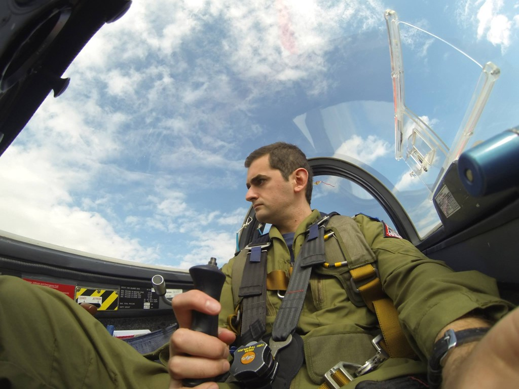 The Story of Our Aviator (Veton Breznica)