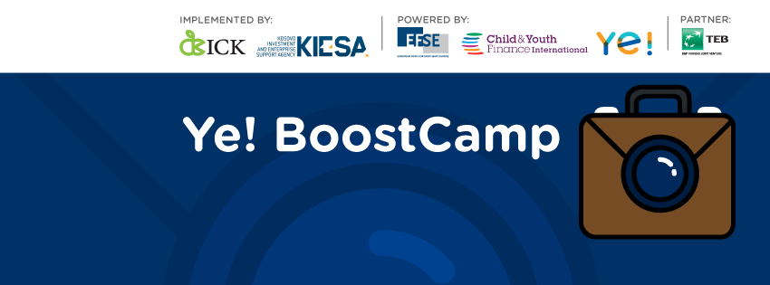 Ye! Boostcamp Kosovo is Open for Application!
