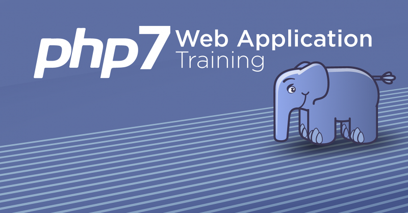 PHP7 Web Application Training