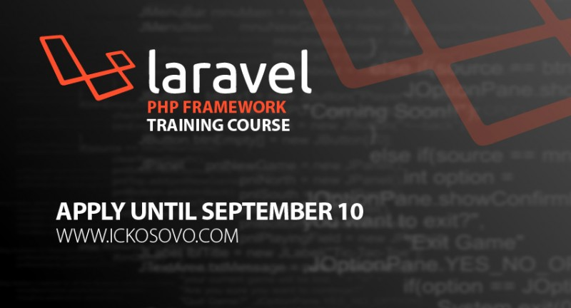 Laravel PHP Framework Training