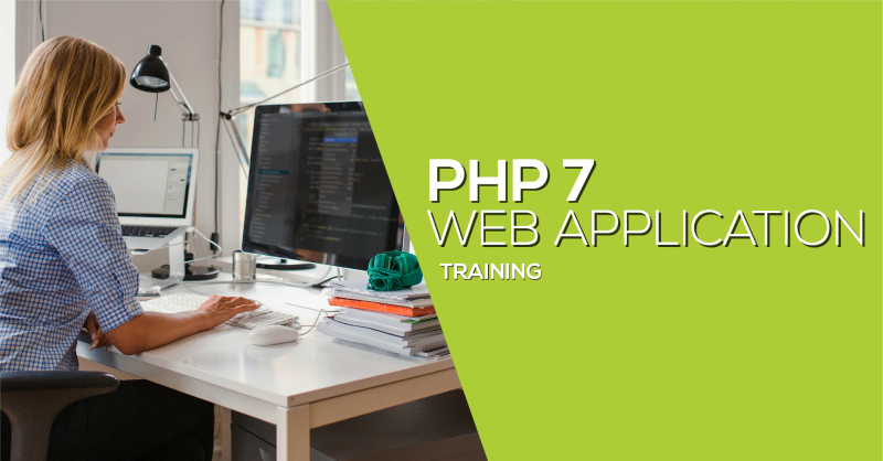PHP 7 Web Application Training