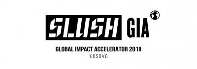SLUSH GIA 2018 - Local Pitching Competition Kosovo