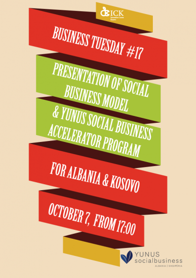Business Tuesday #17 | Social Business Model