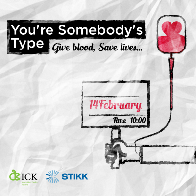 You`re Somebody`s Type