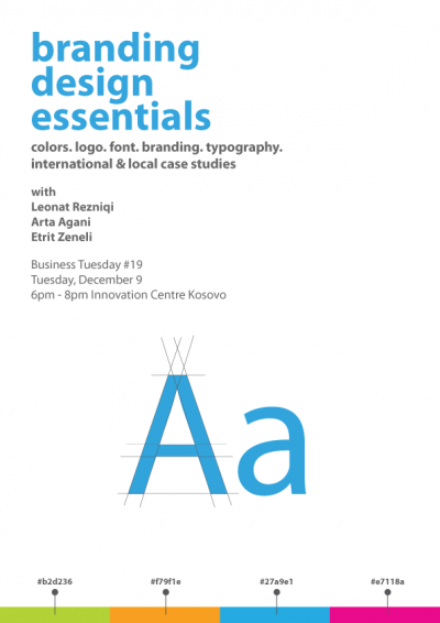 Branding & Design Essentials   Business Tuesday 19