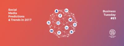 Social Media Predictions & Trends 2017