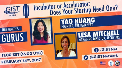 GIST Online | Incubator or Accelerator: Does Your Startup Need One