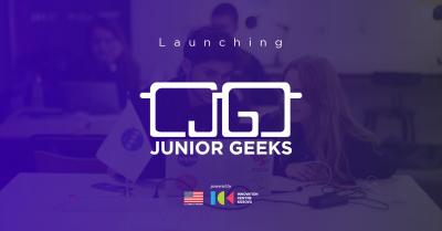 Launching Junior Geeks