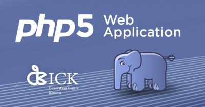 PHP5 Web Application
