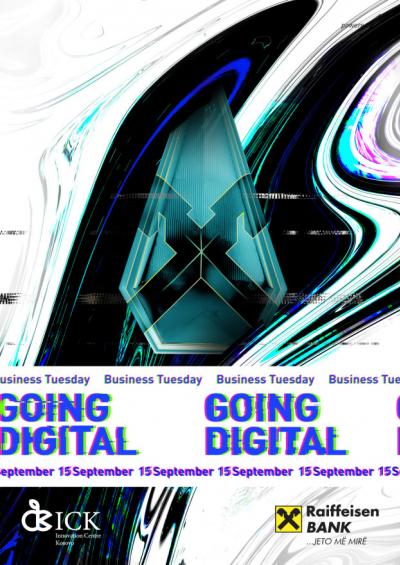 "Business Tuesday No.21 ""Going Digital"""