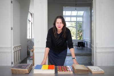 """Making books with Irma Boom """"The Queen of Books'"""