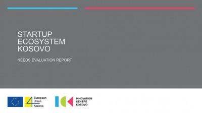 Startup Ecosystem in Kosovo - Presentation