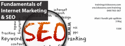 Fundamentals of Internet Marketing & SEO
