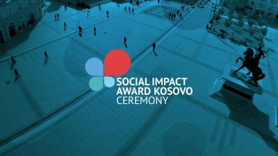 Social Impact Award Ceremony