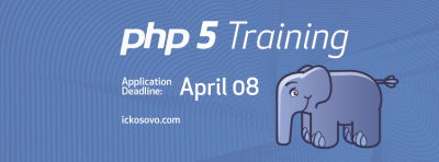 php5 Web Application Training