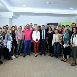 Startup Grind With Mimoza Kusari-Lila