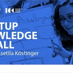 Startup Knowledge for All with Asetila Köstinger