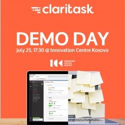 Let's Claritask Now & Network After