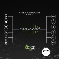 Cyber Academy 2018/2019
