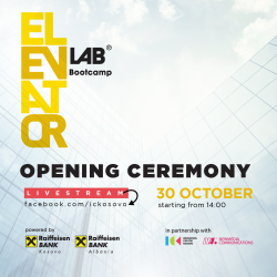 Elevator Lab Bootcamp - Opening Event