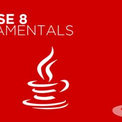 Java Se 8 Fundamentals Training
