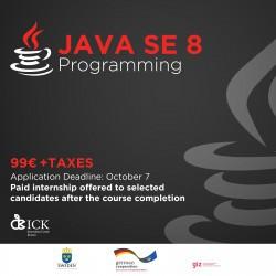 Java Se 8 Programming