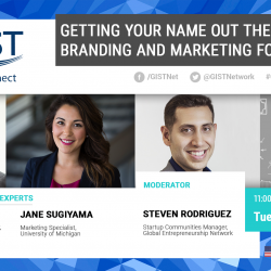 Getting Your Name Out There: Branding and Marketing for Startups