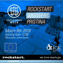 Rockstart Answers Prishtina #3