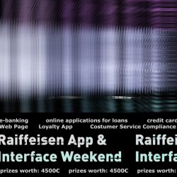 Raiffeisen App & Interface Weekend