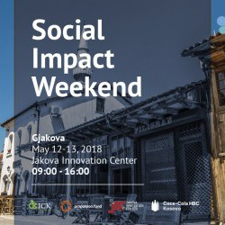 Social Impact Weekend Gjakova