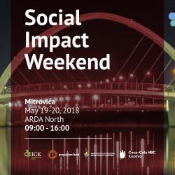 Social Impact Weekend Mitrovica