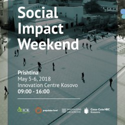 Social Impact Weekend Prishtina