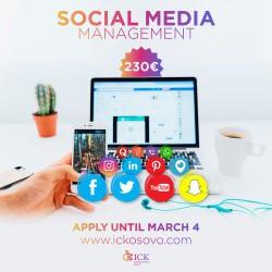 Social Media Management Training