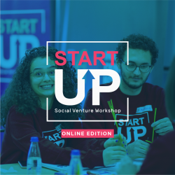 Startup Social Venture Workshop (Online Edition)