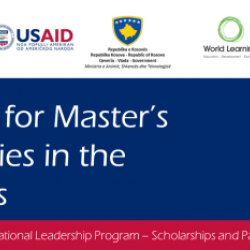USAID TLP - Master's Degree Program | Informative Session