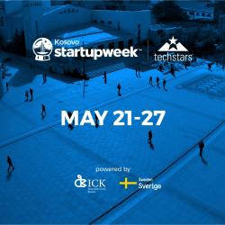 Techstars Startup Week Kosovo 2018