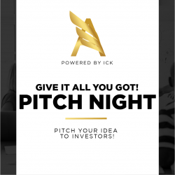 Angel Club Pitch Night