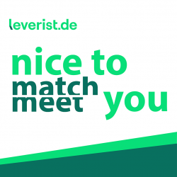 Nice to match you - Leverist.de
