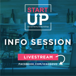 Startup Social Venture Workshop - Info Session
