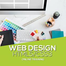 Web Design (Online Training)