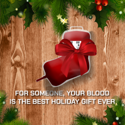 Donate Blood - Give the Gift of Life!