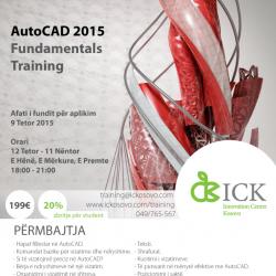 AUTOCAD 2015 FUNDAMENTALS