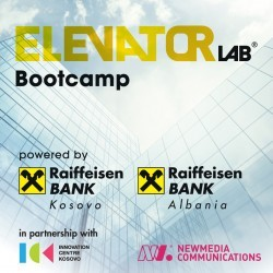 Regional Elevator Lab Bootcamp Kosovo and Albania 2020