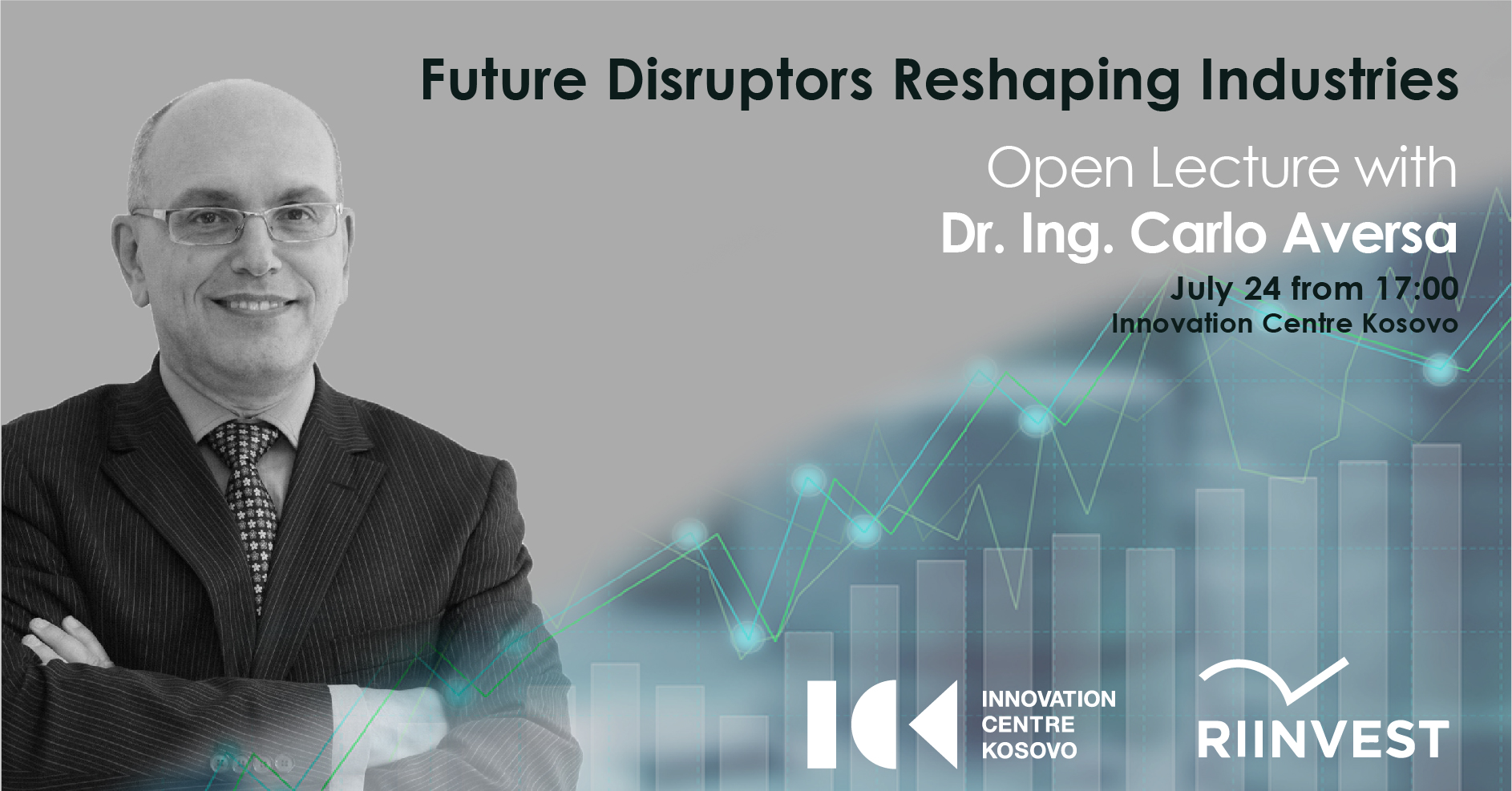 Lecture: Future Disruptors Reshaping Industries