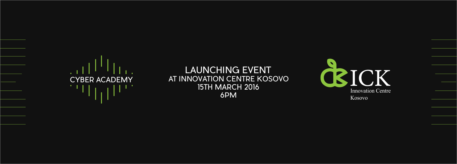 Cyber Academy —Launching Event