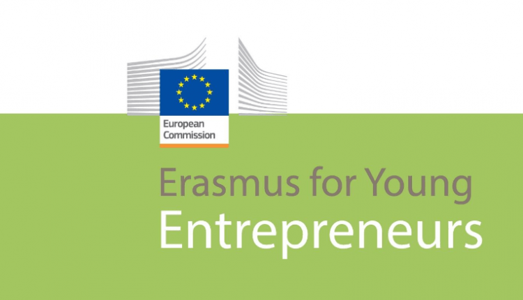 Entrepreneurship is a Woman - new collaboration with COSME through Erasmus for Young Entrepreneurs