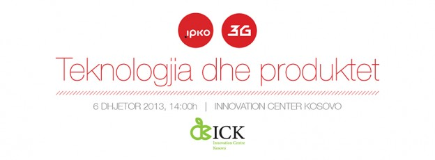 3G Grand Launch to ICK's members & community!